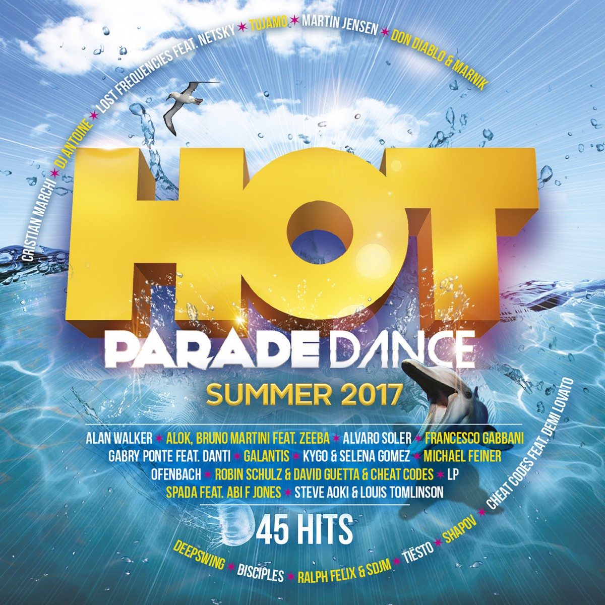 HOT PARADE DANCE SUMMER 2017