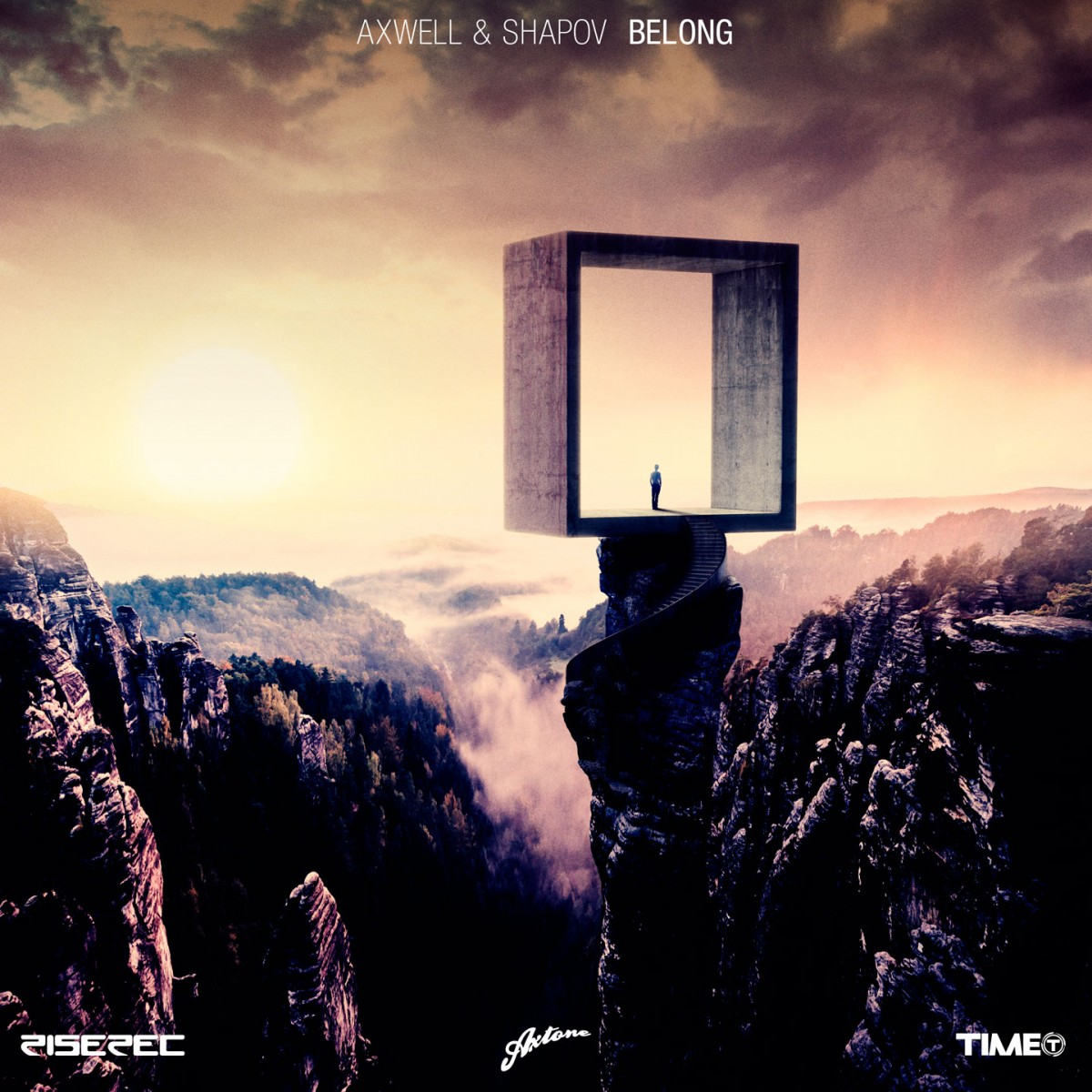 AXWELL & SHAPOV - BELONG