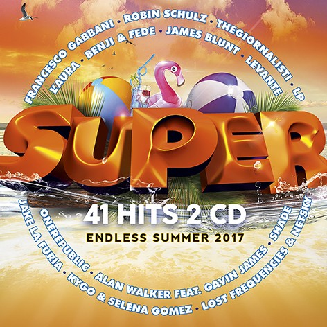 SUPERHITS (ENDLESS SUMMER 2017)