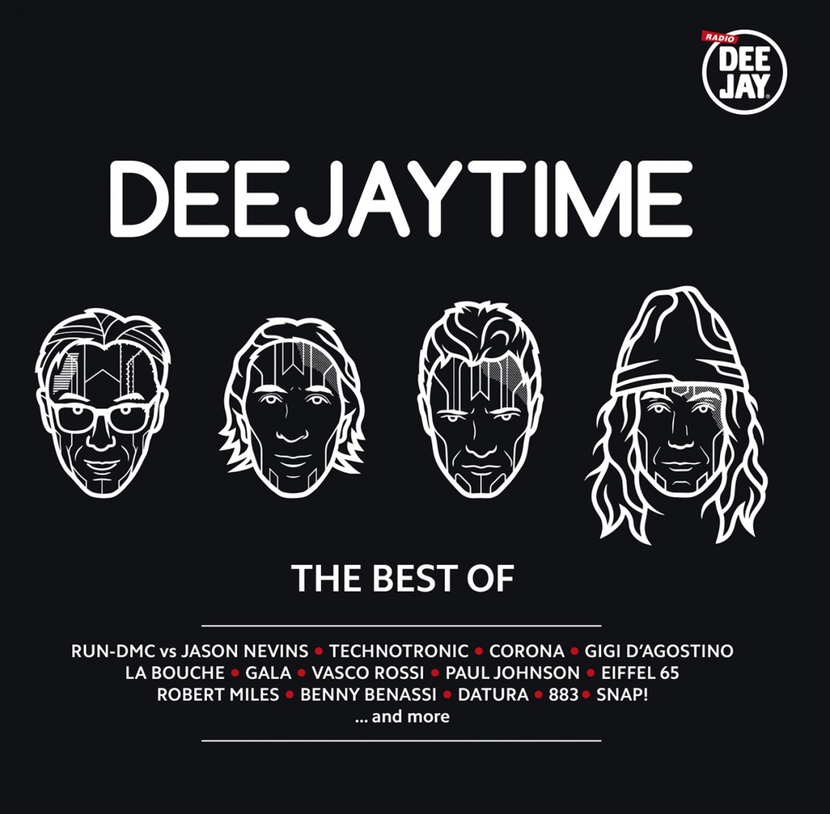 DEEJAY TIME - THE BEST OF
