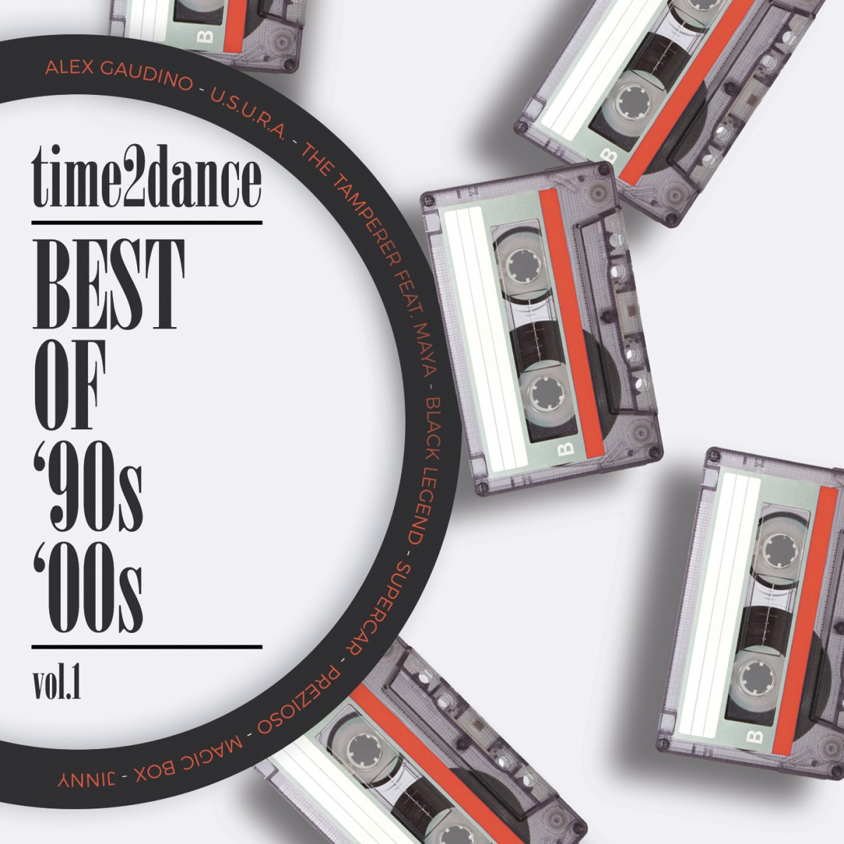 TIME2DANCE: BEST OF '90s - '00s Vol.1