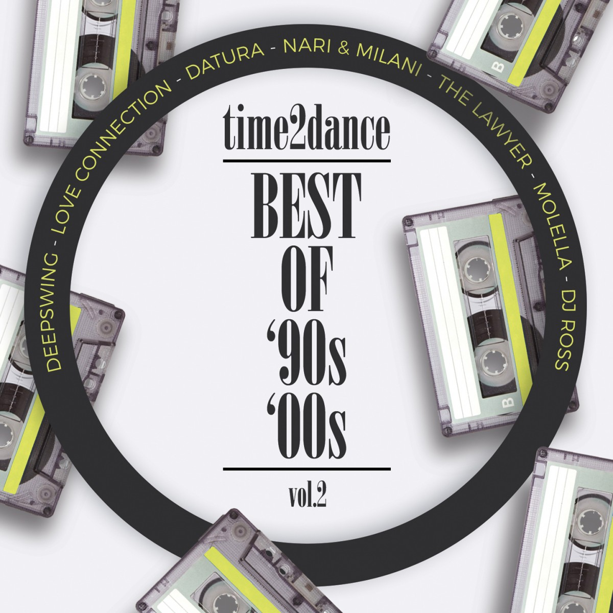 TIME2DANCE: BEST OF '90s - '00s Vol.2