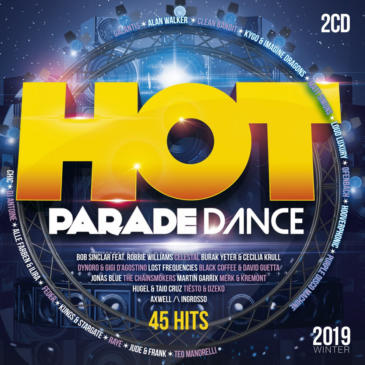 HOT PARADE DANCE WINTER 2019