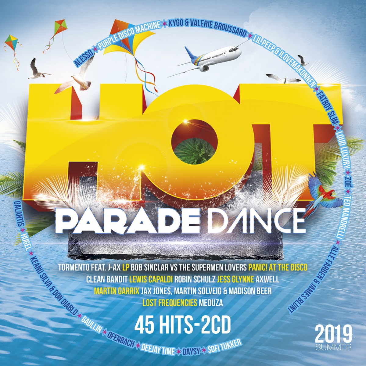 HOT PARADE DANCE SUMMER 2019
